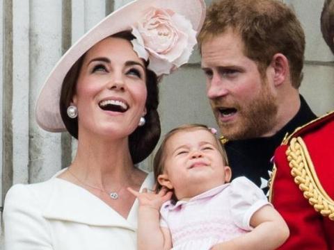 凯特王妃的女儿夏洛特公主颜值有多高?看完这组照片,你就知道了