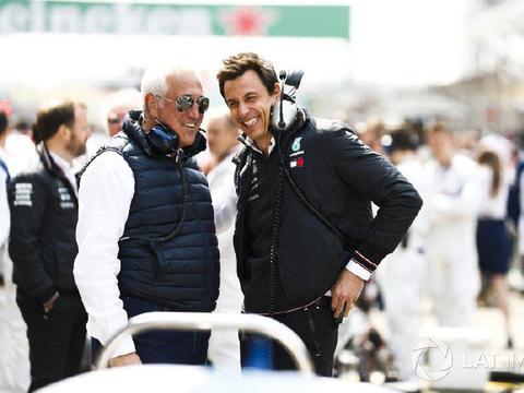 传言:沃尔夫或联手斯特罗尔收购梅赛德斯F1车队