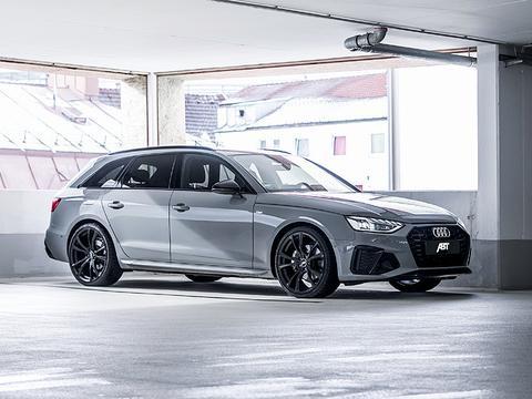 ABT Sportsline推出小改奥迪A4油电混动车型专属升级套件