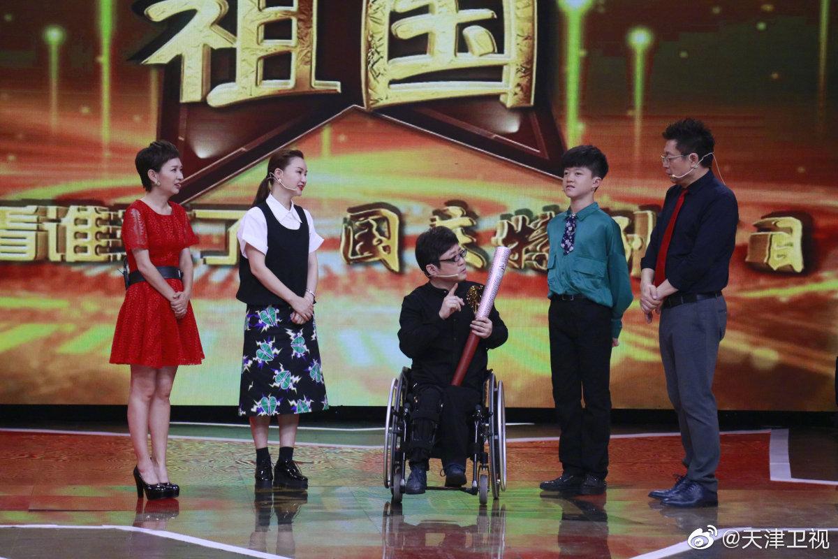 """激情十月,天津卫视《你看谁来了》推出系列特别节目""""歌唱祖国"""""""