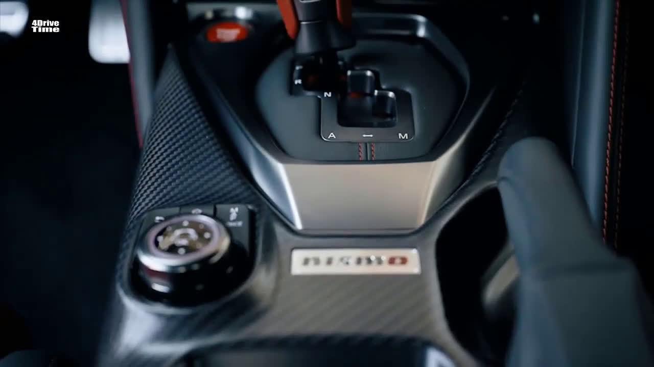 2020年日产GT-R Nismo最独特的是整车的碳纤维使用量