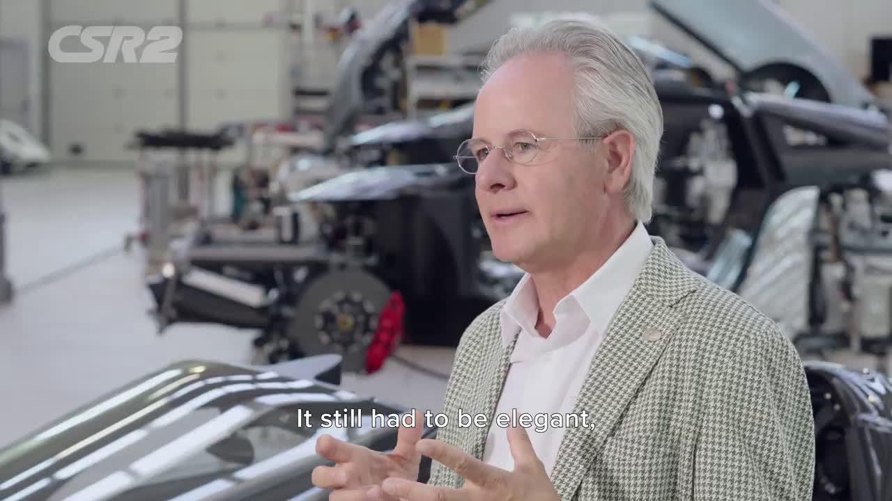 Pagani公开新Huayra Roadster BC!敞篷版全球限量生产40部