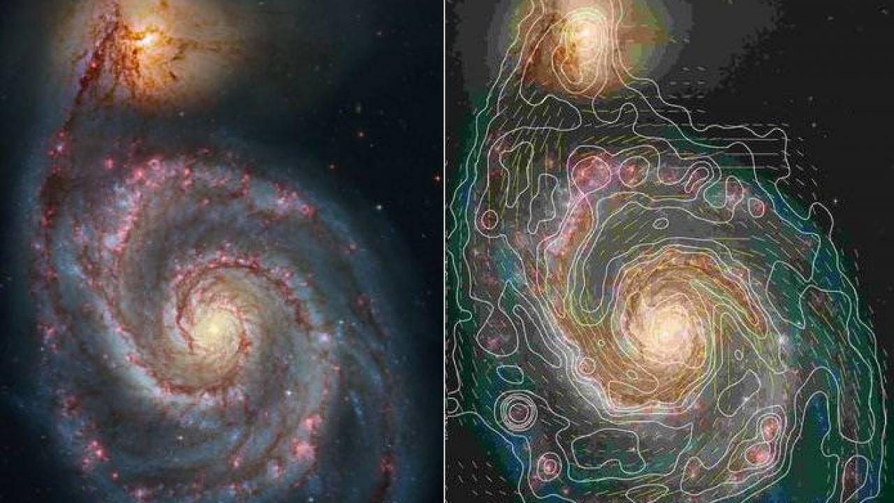 安个望远镜?还是发射卫星?科学家提出了研究星际磁场的新方法