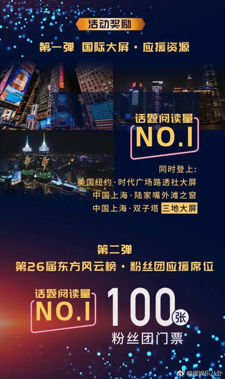 东方风云榜2020蔡徐_业界 第27届《东方风云榜》音乐盛典掀起2020最强音
