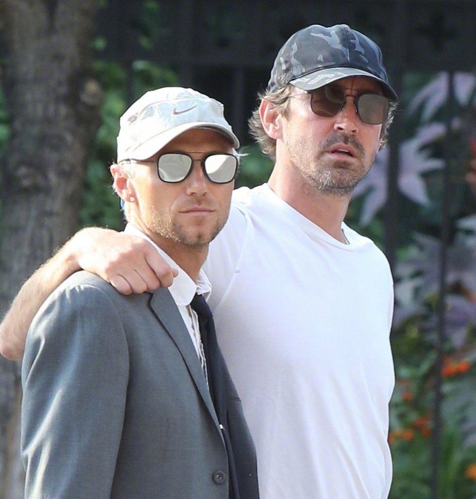 """""""佩佩""""李·佩斯和男友Matthew Foley最新纽约街拍"""