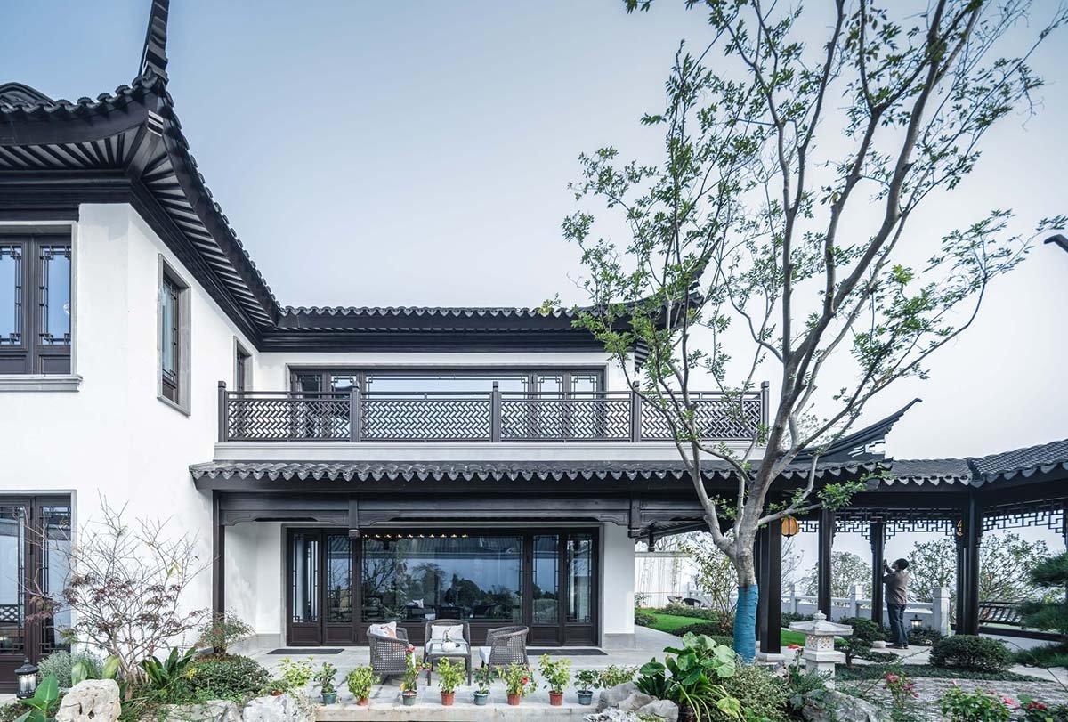 北京春风/浙江青墨建筑设计+悉地(云林)王俊凯室内设计图片