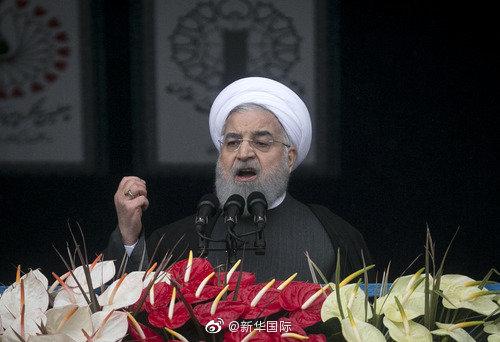 鲁哈尼:美伊重启谈判取决于是否符合伊朗利益