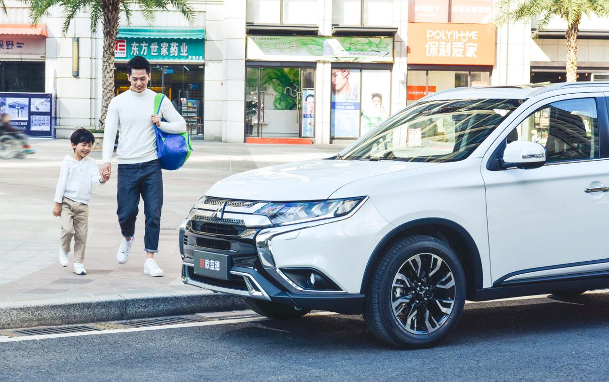 """都市家庭SUV伙伴,新欧蓝德如何演绎""""一车多能""""?"""