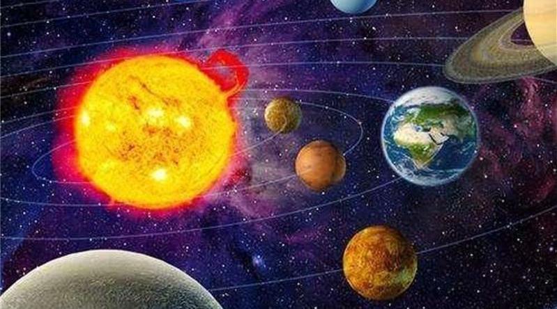 太阳每秒核聚变耗掉400万吨氢元素,50年用了多少?约100个地球