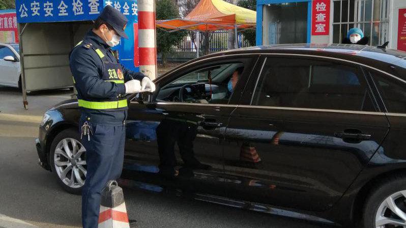 """溧水区交通运输局:防疫战线上的""""葛班长"""""""