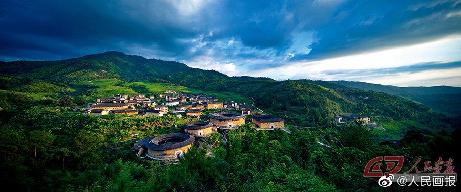 中国的世界遗产之福建土楼