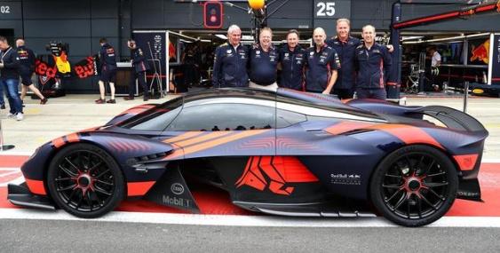 史上最快阿斯顿·马丁,V12发动机仅有206kg