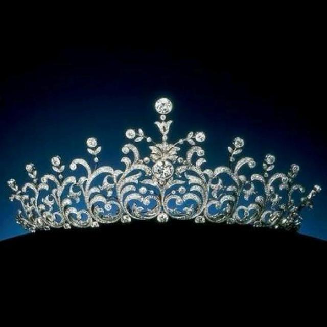 十二星座专属女生皇冠,狮子座的闪耀抢眼,水晶座的简单大方!狮子座处女死缠烂打图片