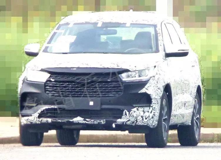 全新一代瑞虎5?奇瑞紧凑级SUV新车T1E情报梳理