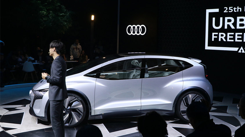 不只是未来,随时可量产!上海车展重磅概念车逐个数...