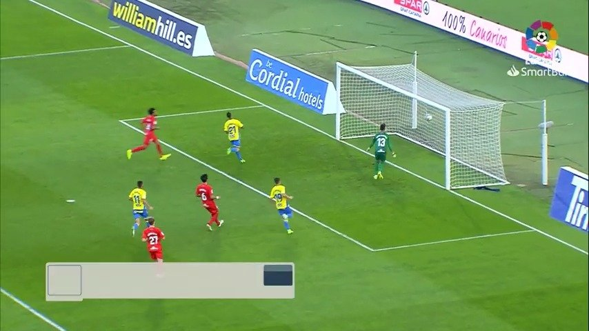 今天凌晨一场西乙联赛中,拉斯帕尔马斯3-1击败努曼西亚