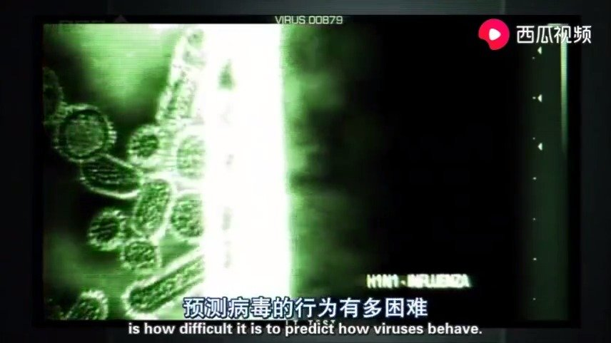 BBC纪录片《病毒为何致命》探讨了病毒的由来