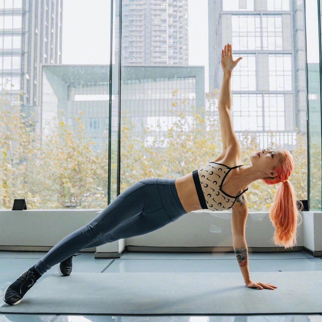 我的周末 最有效率的健身方式就是低强度持续有氧运动配合高强度间歇