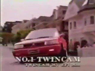 视频:TOYOTA Corolla 1992 台灣豐田汽車廣告