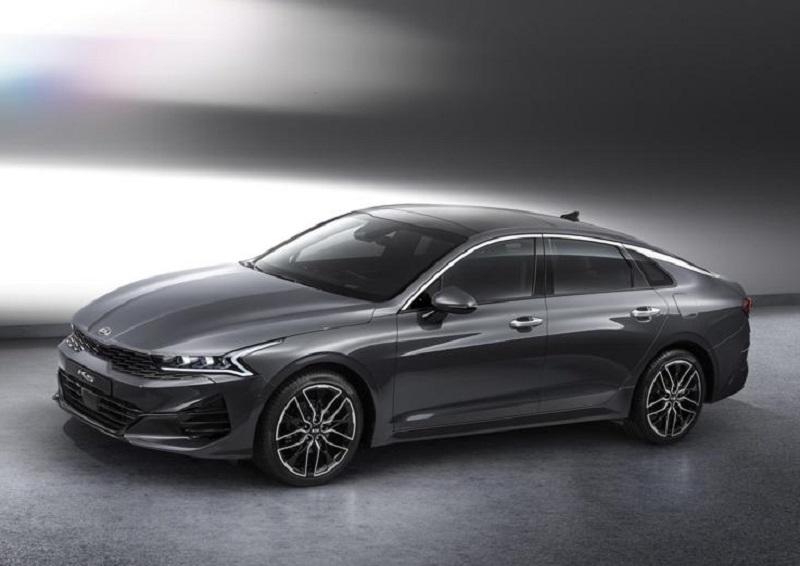 疑似全新K5或索兰托 起亚神秘车型将于洛杉矶车展首发