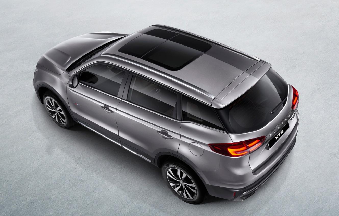 """吉利""""宝腾X70""""上市,新车标比吉利车标还霸气,或10万起售"""