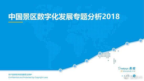 《中国景区数字化发展专题分析2018》发布(可下载)