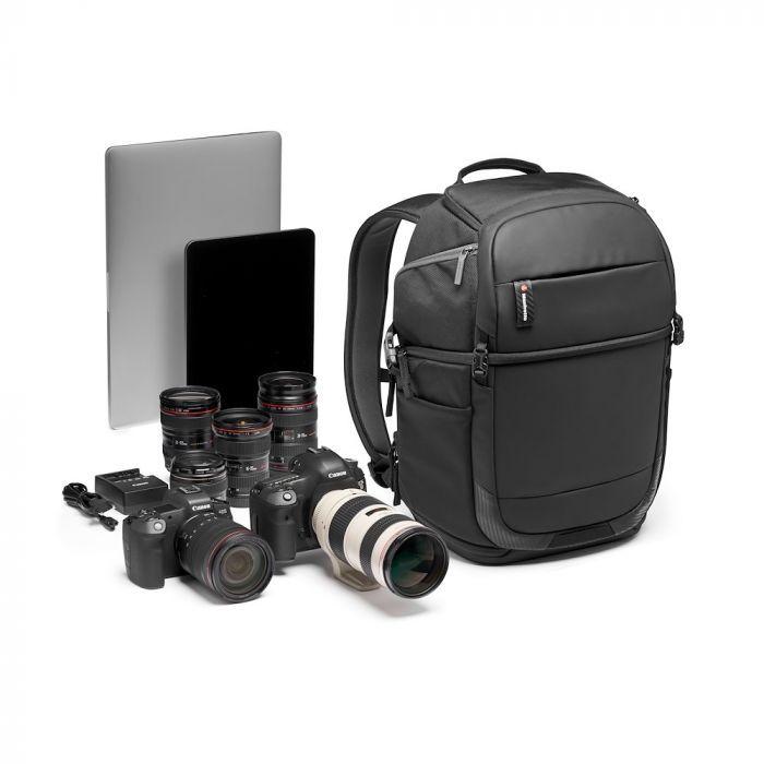 Advanced2便捷款双肩相机包(适用无反/单反相机)这是一款多功能型相