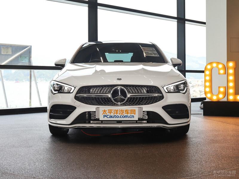 全新奔驰CLA中国台湾开售,41.4万元人民币起