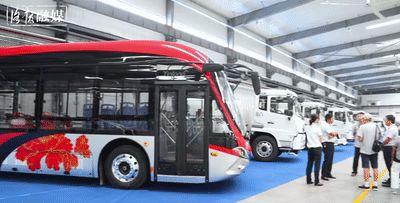洛阳银隆新能源产业园今年10月全面建成投产