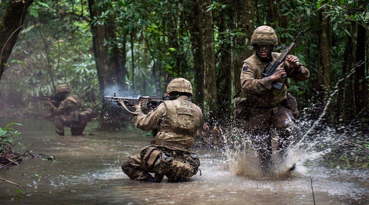英国陆军募兵宣传片(2020)