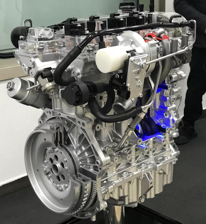自主品牌20年发动机的进化历程,如今敢叫板本田和大众?