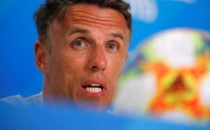 内维尔:英格兰队以女足世界杯冠军为目标