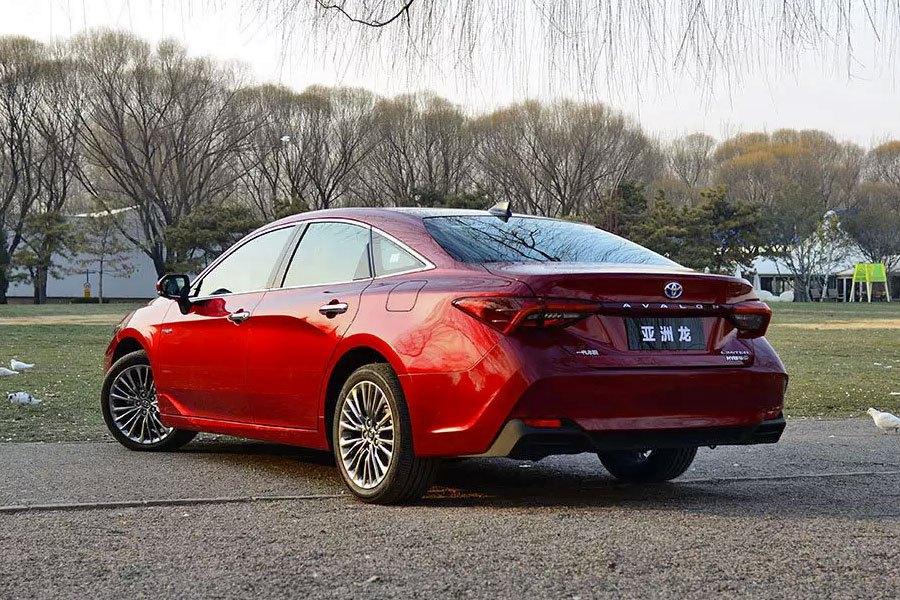 全面解析一汽丰田亚洲龙 又将会是一款备受关注的实力车型