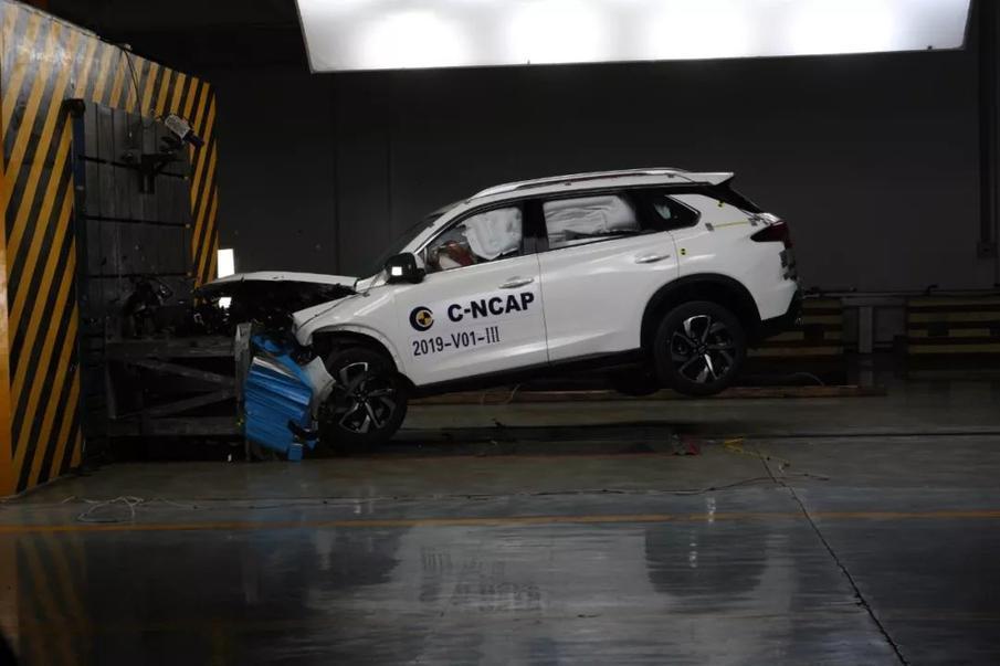 2019年C-NCAP首批碰撞结果公布,竟然还有两星的!
