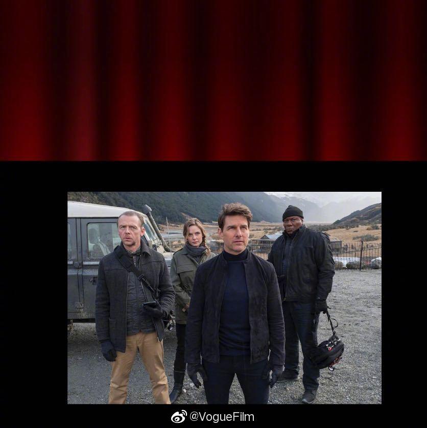 《碟中谍6:全面瓦解》由克里斯托夫·迈考利执导