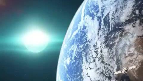 磁星,宇宙中最强大的天体之一,最大的旋转磁铁,最恐怖的天体