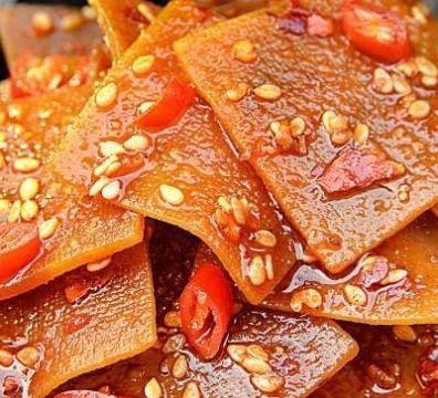 美极豆腐干制作技术,烟熏,麻辣,五香,泡椒,烧烤,蒜香全都有