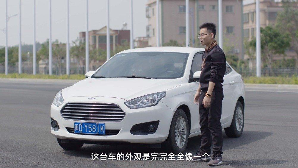 视频:《二手车说明书》:这台福特家族里最丑的车