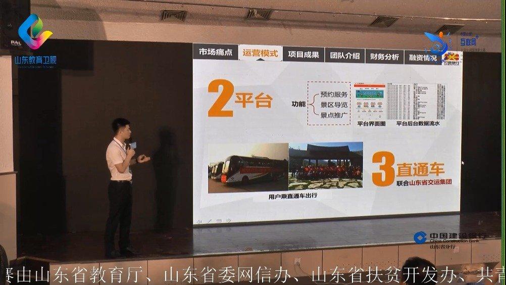 红旅赛道  中国石油大学(华东)《打包旅行