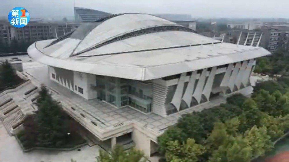 探访新场馆 —西北工业大学翱翔体育馆
