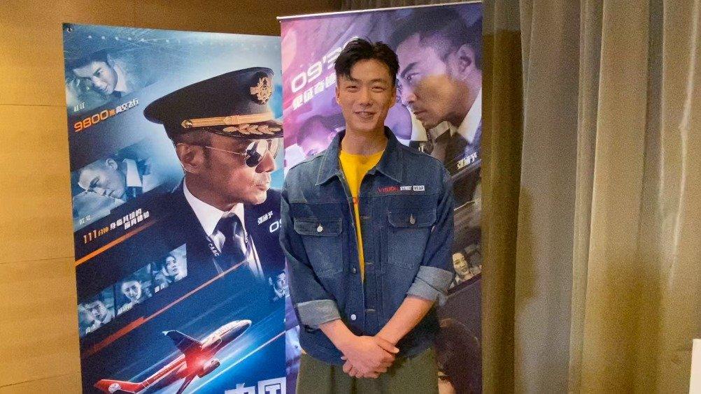 宣传推广曲《无畏》正式上线,由@演员高戈 热血演绎中国青年之担当