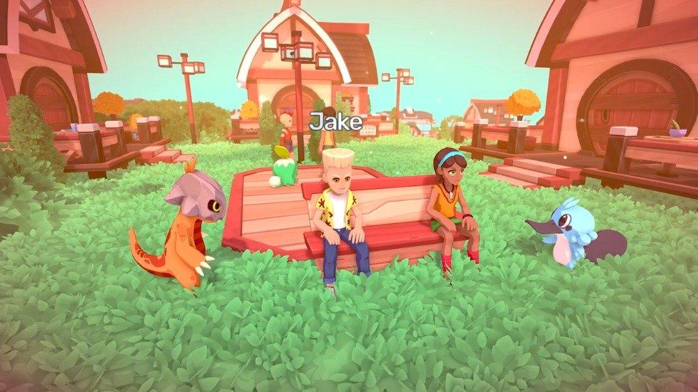 类宝可梦多人在线收集游戏《Temtem》公布宣传影像。游戏支持中文