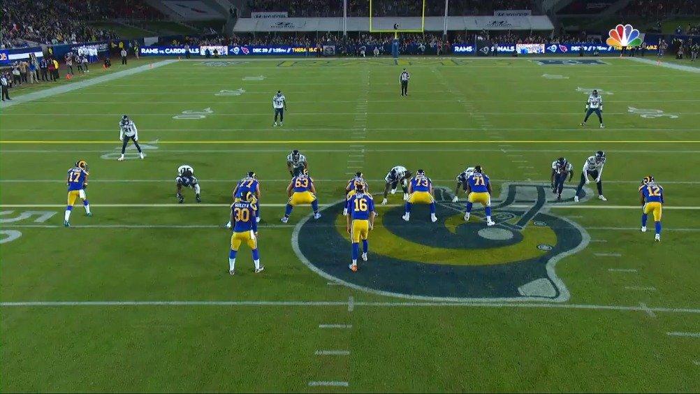 下半场一回来,@西雅图海鹰队_SeattleSeahawks 防守组先发威