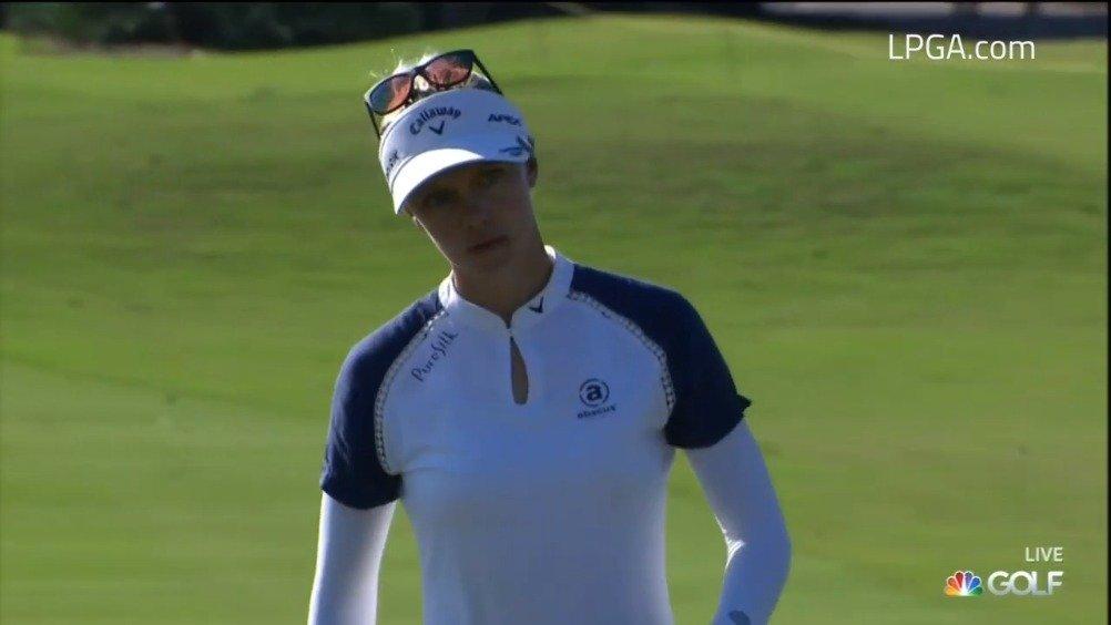 盖布里奇LPGA赛第三轮集锦