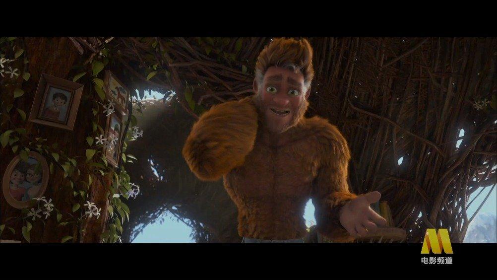 《我的爸爸是森林之王》是一部法国精品动画电影