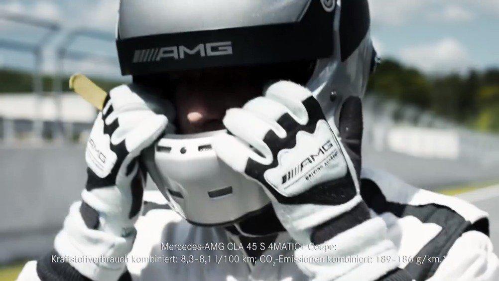 视频:AMG CLA 45 S 4MATIC+!真香!