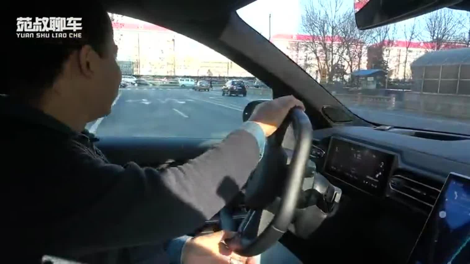 视频:这次我驾驶ES6,体验蔚来免费换电服务