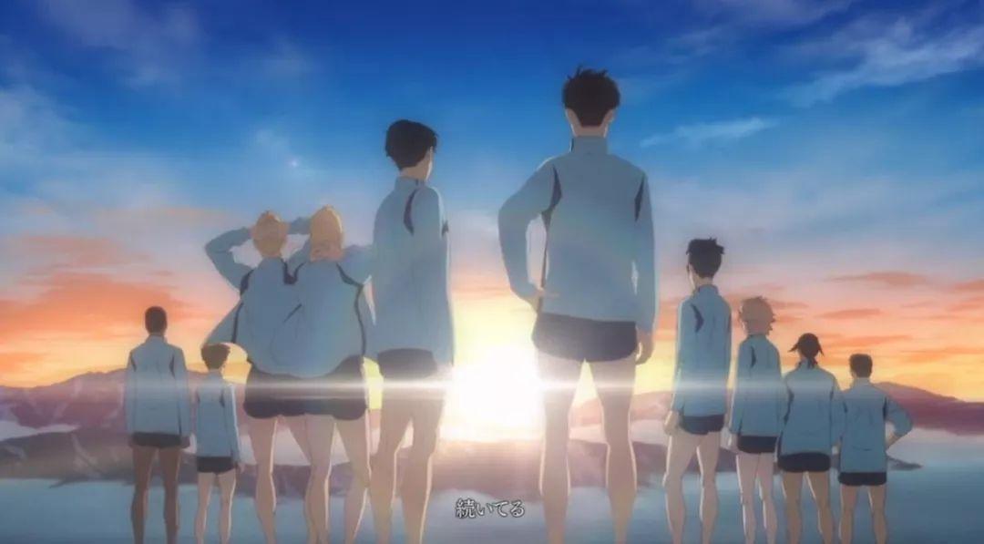 风吹拂而成_只有日本敢做的跑步动漫,强风吹拂,堪比灌篮高手的热血青春!