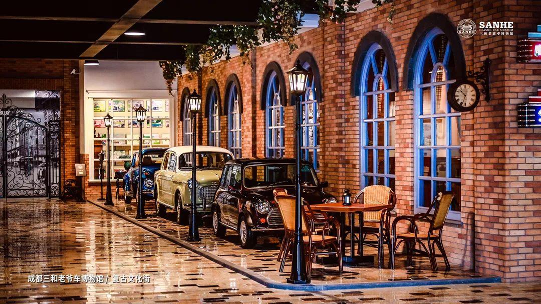 看过这家博物馆里彭于晏的老爷车,我柠檬了