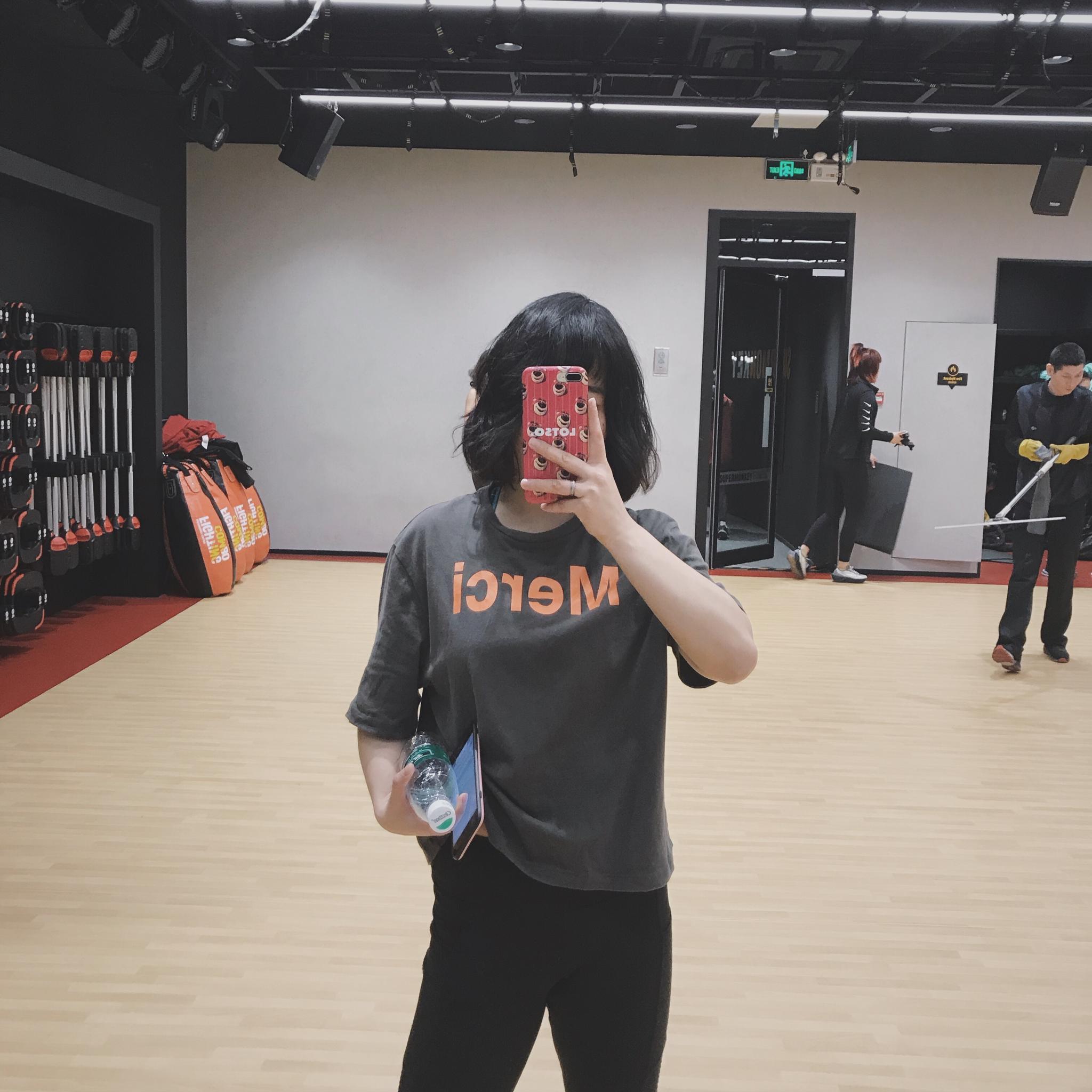 我之前健身喜欢集中在某一个时间段,特别密集两三个月